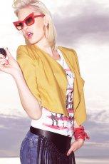 ��ta bluzka Bershka - wiosna/lato 2011