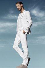 bia�y garnitur H&M - wiosna/lato 2011