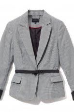 popielata kurtka Reserved - moda wiosna/lato