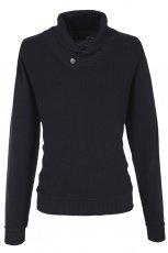 czarny sweter Top Secret - kolekcja wiosenno/letnia