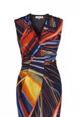 kolorowa sukienka Monnari - wiosna/lato 2011