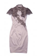 szara sukienka Aryton - wiosna/lato 2011