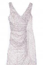 bia�a sukienka Aryton - wiosna/lato 2011