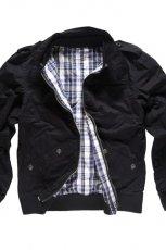 czarna kurtka Big Star - trendy wiosna-lato