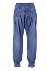 niebieskie spodnie Troll - kolekcja letnia
