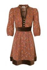 sukienka Stradivarius - wiosna-lato 2011