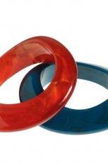 czerwona bransoletka Coyoco - moda 2011