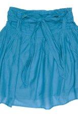niebieska sp�dnica C&A - lato 2011