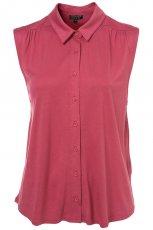 r�owa koszula Topshop - z kolekcji wiosna-lato 2011