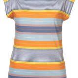 kolorowa koszulka Topshop w paski - wiosenna kolekcja