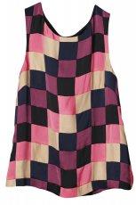 r�owy t-shirt H&M w kratk� - wiosna/lato 2011