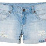 niebieskie szorty Reserved - moda 2011