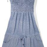 niebieska sukienka Reserved - kolekcja letnia
