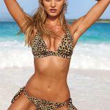 bikini Victorias Secret w panterk� - kolekcja letnia