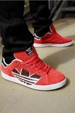 czerwone adidasy Adidas - wiosna 2011