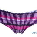 fioletowe bikini Esotiq we wzory - lato 2011