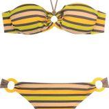kolorowe bikini She w paski - lato 2011