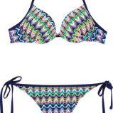 kolorowe bikini She we wzorki - lato 2011