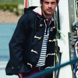 granatowa kurtka Henri Lloyd - moda 2011