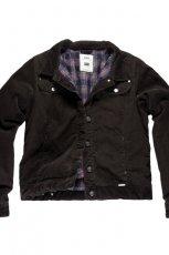 czarna kurtka Big Star z guzikami - jesie�/zima 2011/2012