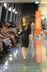 czarna bluzka Simple - jesie�/zima 2011/2012