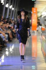 czarna sukienka Simple - jesie�/zima 2011/2012