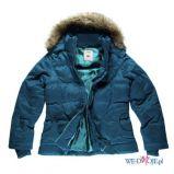 niebieska kurtka Big Star z kapturem - jesie�/zima 2011/2012