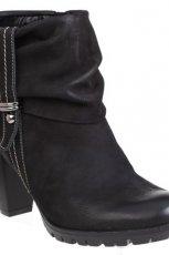 czarne botki CCC - moda 2011/2012