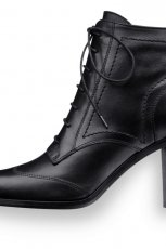 czarne botki Tamaris - trendy na jesie�-zim�