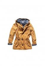 pomara�czowa kurtka Levis z kapturem - jesie�/zima 2011/2012