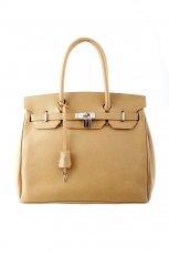 be�owa torebka Prima Moda - trendy jesienne