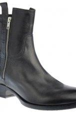 czarne sztyblety Gino Rossi - kolekcja jesienno-zimowa