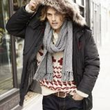 kurtka s.Oliver z ko�uszkiem - moda zimowa