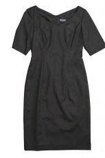 czarna sukienka Bialcon - jesie�/zima 2011/2012