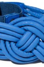 niebieski pasek House - kolekcja jesienno-zimowa