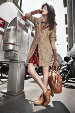 br�zowe p�buty Prima Moda ze sk�ry - moda 2011/2012