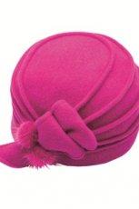 r�owa czapka Aryton - kolekcja zimowa