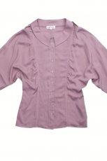 fioletowa bluzka Aryton - trendy zimowe