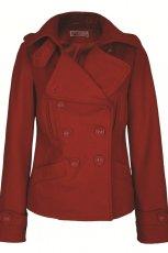 czerwony p�aszczyk Troll - jesie�/zima 2011/2012