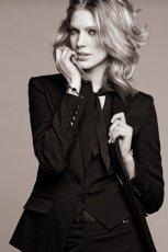 czarna marynarka H&M - trendy na jesie�-zim�