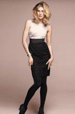 sukienka H&M - jesie�/zima 2011/2012