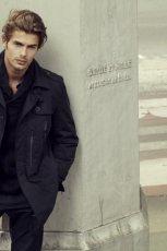 czarna kurtka Reserved - jesie�/zima 2011/2012