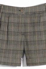 szare spodnie Orsay w kratk� - trendy na jesie�