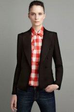 czarna marynarka ZARA - moda 2011