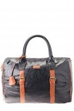 czarna torebka Stradivarius - z kolekcji jesie�-zima