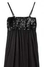 popielata sukienka Reserved - jesie�/zima 2011/2012