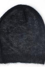 czarna czapka Solar - kolekcja jesienno-zimowa