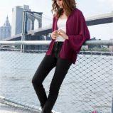 czarne spodnie H&M rurki - moda jesienna