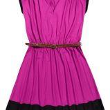 r�owa sukienka Reserved - jesie�/zima 2011/2012
