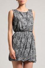 sukienka Orsay w kwiaty - jesie�/zima 2011/2012